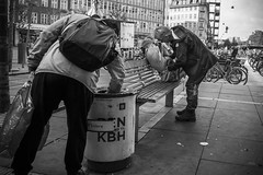 Images on the run... (Sean Bodin images) Tags: streetphotography streetlife seanbodin streetportrait people photojournalism photography copenhagen citylife candid city citypeople children subframe