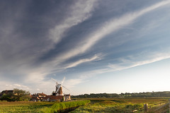 Evening at Cley Mill aug 2018 (andybam1955) Tags: coastal cleymill sky northnorfolk landscape cleynextthesea norfolk rural
