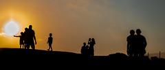 Pointing to the sun (Slimdaz) Tags: slimdaz pentaxhddfa2470mm ricoh k1 beachfront teampentax darren teamricoh cyprus pentax lighthousebeach silhouette darrensmith mediterainnian teamricohimaging paphos pentaxricoh darrensmithimages
