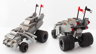 Lego Mad Max Fury Road Gigahorse