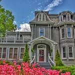 Paris Ontario - Canada - 214 Grand River North - Second  Empire - Victorian Architecture thumbnail