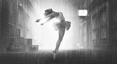 a rush (Cassandra Middles) Tags: ballet blog blogger blogging second life secondlife sl fashiona avatar video game virtual world clothing rainy emotion venting bpd