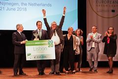 2020 EGCA and 2019 EGLA Ceremony, Nijmegen, Netherlands.