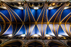 Look up (1) (Koku85) Tags: cathedral roof interior design colorful