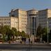 Modern Center of Dushanbe, Tajikistan