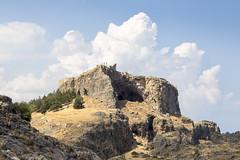 Lindos Acropolis (ir0ny) Tags: rhodes greece lindos acropolis akropolis lindosacropolis lindosakropolis theatre ruins ancientruins lindian