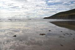 Saunton Sands (James Mans) Tags: nikon d5500 saunton sands devon uk england waves beach sky sand sigma1750 175028 1750mm water sea landscape seascape ocean