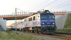 EP07-513, Warmątowice, 08.08.2018 (Marcin Kapica ...) Tags: kolej lokomotive locomotive bahn railway rail railroad pkp ic