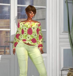 I.M. Collection @ Designer Showcase - Wildflower Tops & Wildflower Jeans