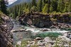 Kennedy River Rapids & Canyon (MIKOFOX ⌘ Thanks 4 Your Faves!) Tags: canada river showyourexif falls water xt2 rcks vancouverisland learnfromexif july forest landscape provia rapids fujifilmxt2 mikofox summer britishcolumbia xf18135mmf3556rlmoiswr