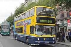 Dublin Bus AX504 (06D30504). (Fred Dean Jnr) Tags: dublin september2014 busathacliath dublinbus htown dublinbusyellowbluelivery volvo b7tl alexander alx400 dublinbusroute140 transbus ax504 06d30504 oconnellstreetdublin