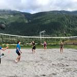 BC Team Summer Training Group - Medicine Ball Volley