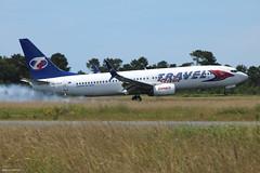 Boeing 737-800 Travel Service OK-TVT (Arthur CHI YEN) Tags: boeing 737800 travelservice b737 b738 lfbd bod oktvt