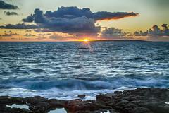 Doolin Sunset No.2, Co. Clare, Ireland (rocinante11) Tags: ireland coclare doolin clouds canoneos7d