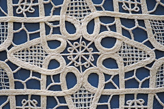 Lamp Doily (PDX Bailey) Tags: macromonday linesymmetry line symmetry lamp doily macro monday