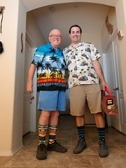 August 16, 2018 (8) (gaymay) Tags: california desert gay love palmsprings riversidecounty coachellavalley sonorandesert socks
