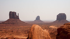 Monument Valley (M a u r i c e) Tags: monumentvalley erosion rock landscape usa sunlight