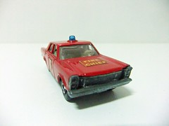 FORD GALAXIE ´FIRE CHIEF CAR´ Nº 59 - MATCHBOX (RMJ68) Tags: ford galaxie fire chief car 1965 matchbox superfast lesney diecast coches cars juguete toy 143 scale bomberos