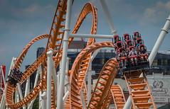 Thunderbolt (2) (David Morton) Tags: coneyisland thunderbolt lunapark newyork rollercoaster fake trickshot blockviolation impossible 2xp tz90 panasonic zamperla