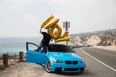 100,000 Miles on my M3! (SpencerBerke) Tags: lagunabeach laguna beach socal pch pacific coast highway e90 m3 e90m3 miles 100k funny bmw bmwm3 bmwe90 bmwm3e90