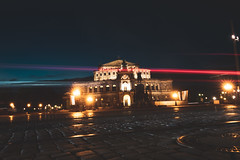 Semperoper (holzer_r) Tags: dresden germany deutschland semperoper longexposure langzeitbelichtung night opera oper thebluehour