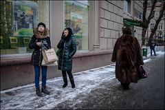 1A7_DSC5740 (dmitryzhkov) Tags: urban city everyday public place outdoor life human social stranger documentary photojournalism candid street dmitryryzhkov moscow russia streetphotography people man mankind humanity color colour
