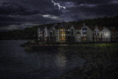 The night of the storm (Kev Walker ¦ 8 Million Views..Thank You) Tags: architecture boats building canon1855mm canon700d citycentre deanvillage digitalart edinburgh edinburghcastle forthbridge forthroadbridge hdr harbour leith lighthouse perth postprocessing riverforth rivertay royalmile scotland sea sky southqueensferry stirling stirlingcastle streetlamps wallacemonument waterfront westlothian