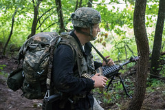 10th Regiment, Advanced Camp | Field Training Exercise (armyrotcpao) Tags: madison thompson cst cst2018 2018 cadetsummertraining cadet summer training 10th regiment advanced camp ftx field exercise fieldtrainingexercise army armyrotc armyrotccst usarmy usa usarmycadetcommand usarmyrotc forest fort knox fortknox kentucky ky work hooah op 4 opposingforce opposing force move movement tactical map terrain