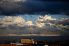 Clouds (alias archie) Tags: clouds hackney southtottenham london england watchthesky nikondf nikkor105mmf18ais manualfocuslens
