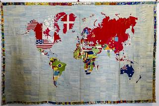 12-08-04 handmade weltkarte flagge weben p1000946-1