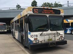 Halifax Transit 1078 (The Halifax Transit Fan!) Tags: transitvehicle transitbus transit busphotography bus hfxtransitroute52 newflyerindustries newflyerbuses newflyerbus newflyerd40lf newflyer publictransit canadiantransit canadianpublictransit hfxtransit1078 bridgeterminal bridgebusterminal hfxtransit halifaxtransit