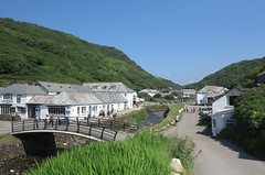 boscastle41 (West Country Views) Tags: boscastle cornwall scenery