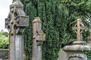 OLD CHURCHYARD KNOWN AS ST. JOHN'S [DUBLIN ROAD KILKENNY]-142962