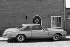 1974 Buick Riviera (Arne Kuilman) Tags: kosmofoto kosmofotomono iso100 contax zeiss 50mm 50mmf17 slr film homedeveloped pyrocathd 11minutes developed developer netherlands nederland