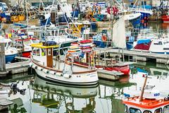 Kilkeel fishing boat harbour (davidkayak47) Tags: codown kilkeel northernireland fishingboat