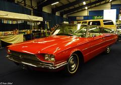 Ford Thunderbird (peterolthof) Tags: oldtimerbeurs leek peterolthof