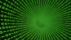 Descargar Fondos de pantallas Túnel binario gratis (descargarfondosdepantalla) Tags: fondos de pantallas túnel binario