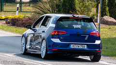 VW Golf 7 R (MAV-AT-Pics) Tags: grip carsandcoffee car auto carmeet bispingen autotreffen vw volkswagen golf7 golf golf7r