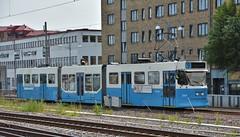 Göteborgs centralstation 07.06.2018 (The STB) Tags: spårvagn göteborgsspårvägar tram tramway strassenbahn strasenbahn publictransport citytransport öpnv kollektivtrafik