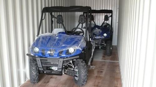 Vehículos todo terreno 2008