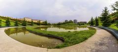 Riflessioni milanesi (forastico) Tags: milano lombardia forastico d7100 riflesso riflessi riflessioni parcodelportello portello parco laghetto lago