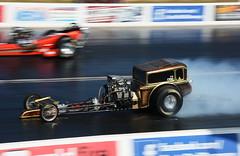 Burnout_1966 (Fast an' Bulbous) Tags: santapod dragstalgia racecar motorsport fast speed power acceleration car vehicle automobile outdoor nikon