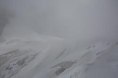 Looking for the light (Pavel Vanik) Tags: schweiz suisse svizzera switzerland swiss alpen alpi alps mountain mountains nature jungfraujoch fog cloud mist light snow dark canon 5d 1635lis