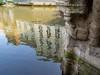 Reflejos (inma F) Tags: belgica malinas mechelen calle viaje rio agua color belgium sol puente bridge river water reflex travel house dyle flandes reflejo casa