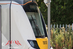 A quick wash of the face... (CS:BG Photography) Tags: 700128 class700 desirocity svg stevenage screenwash ecml eastcoastmainline thameslink