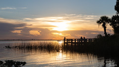 And, another... (Michael Seeley) Tags: 2018 canon fl florida lake lakewashington landscape melbourne mikeseeley shoreline spacecoast sunset