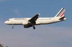 Airbus A320 -214 AIR FRANCE F-HBND 4604 Bastia août 2018 (Thibaud.S.) Tags: airbus a320 214 air france fhbnd 4604 bastia août 2018
