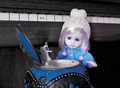 Do you remember once upon a December? (pianocats16) Tags: frozen charlotte resurrection living dead dolls doll piano music box anastasia once upon december