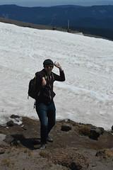 Mt Hood (Jess (on a plane)) Tags: mthood oregon usa holiday roadtrip 2018 snow mountain day11 morgan