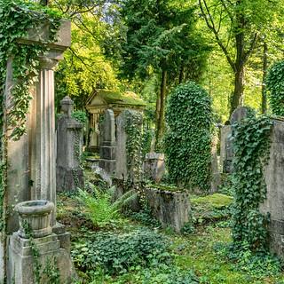 Jüdischer Friedhof in München, Bayern